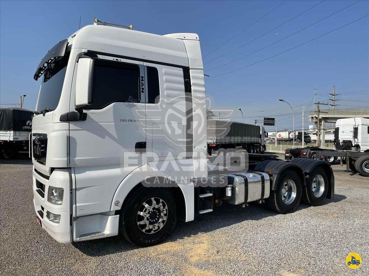 TGX 28 440 de Erasmo Caminhões - TUBARAO/SC