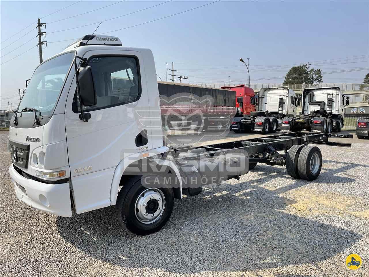 MB 1016 de Erasmo Caminhões - TUBARAO/SC