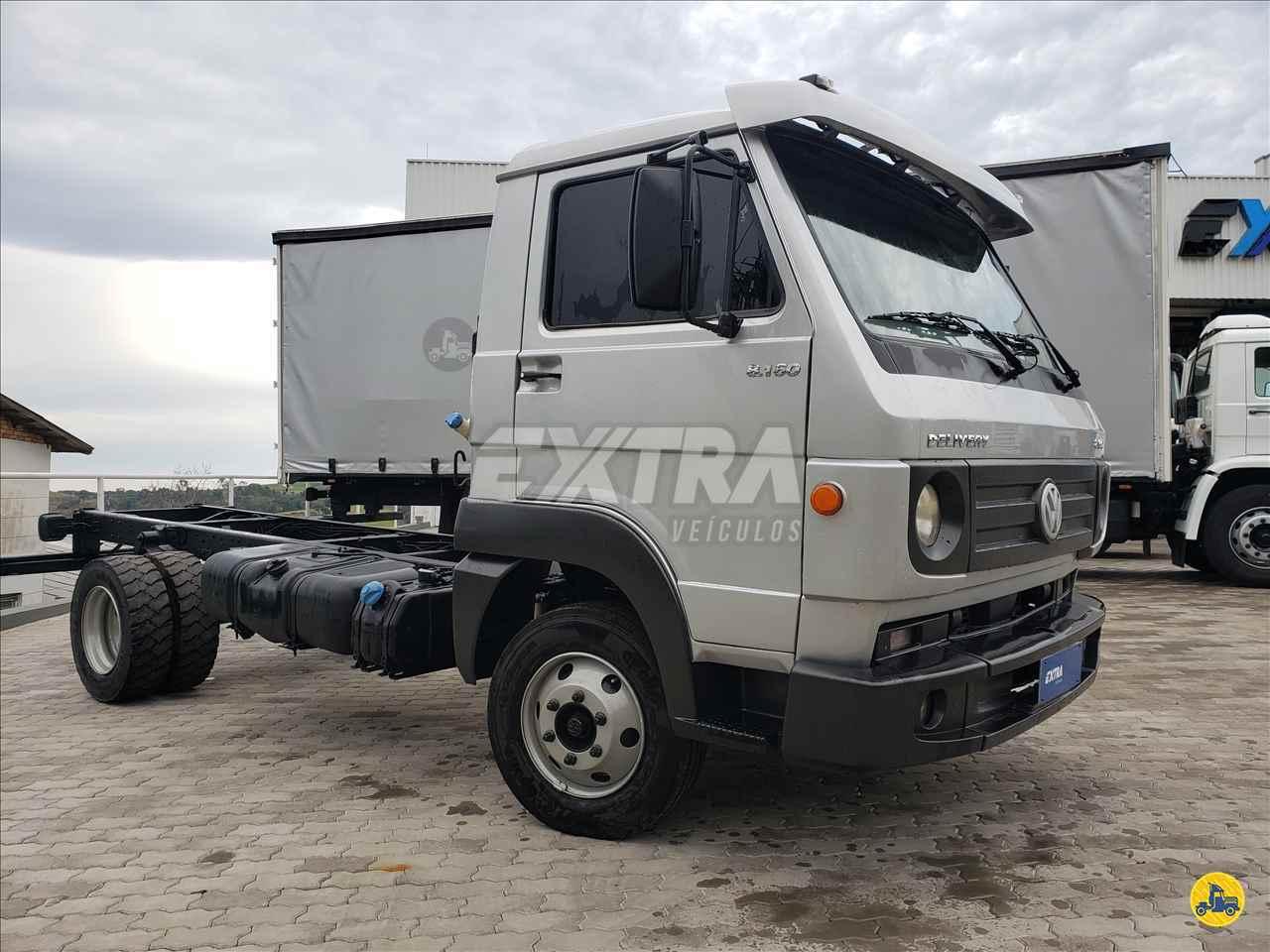 CAMINHAO VOLKSWAGEN DELIVERY EXPRESS Chassis 3/4 4x2 Extra Veículos CONCORDIA SANTA CATARINA SC
