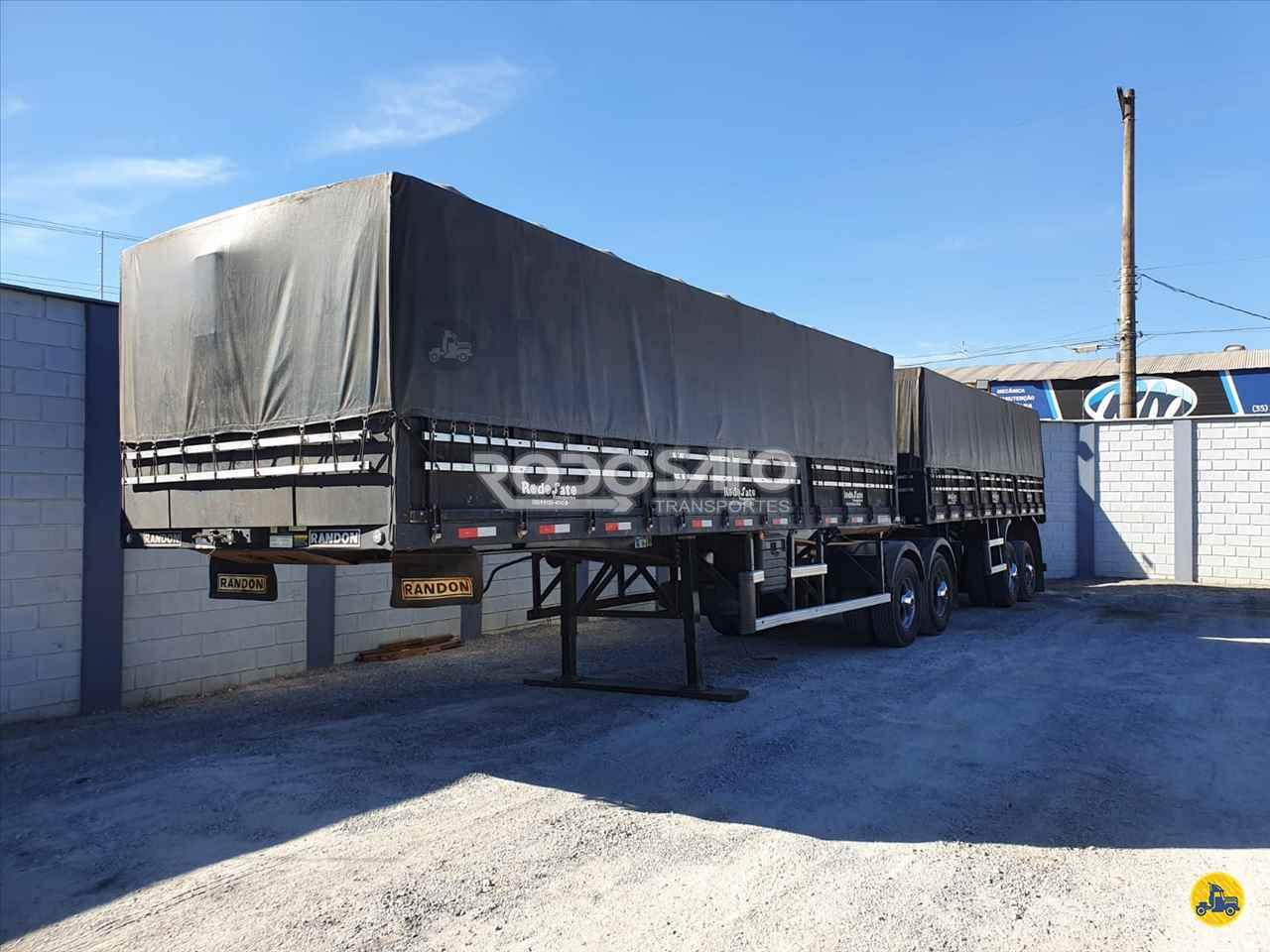 CARRETA BITREM GRANELEIRO RodoSato Transportes ITAU DE MINAS MINAS GERAIS MG