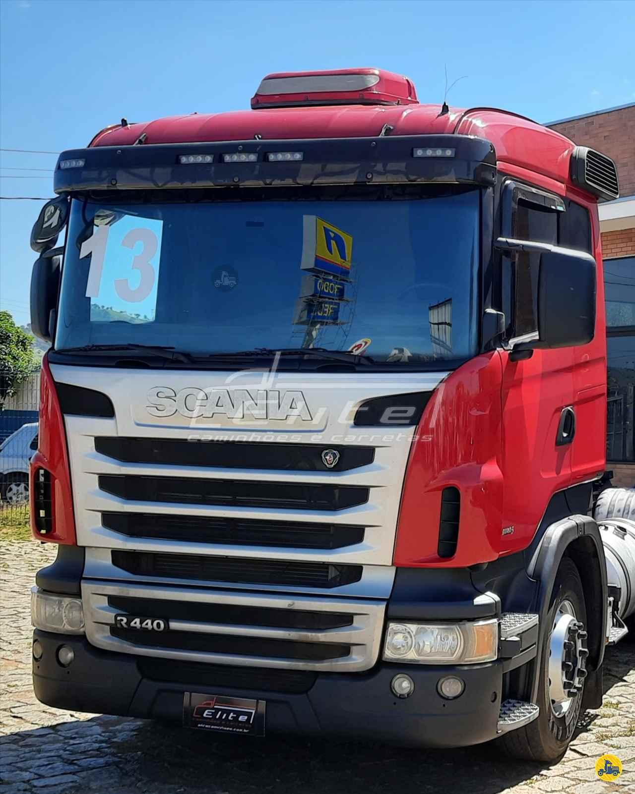 CAMINHAO SCANIA SCANIA 440 Cavalo Mecânico Traçado 6x4 Elite Caminhões ESTIVA MINAS GERAIS MG