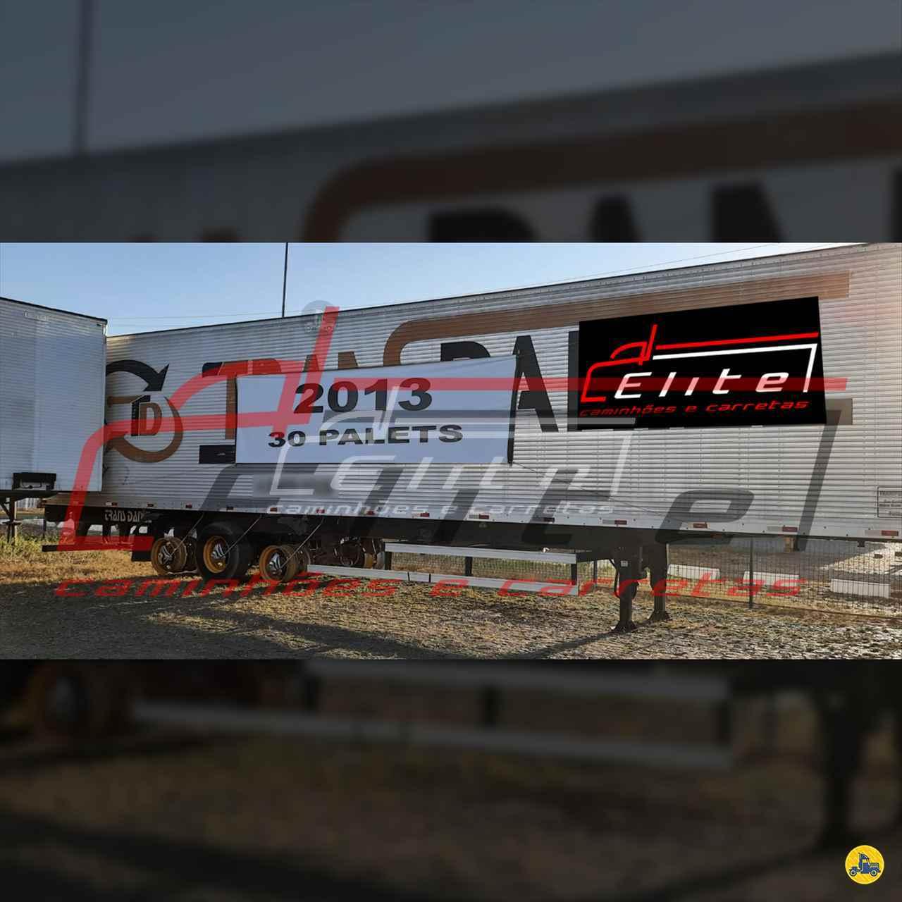CARROCERIA SOBRE CHASSI  TRUCK BAU FURGAO Elite Caminhões ESTIVA MINAS GERAIS MG