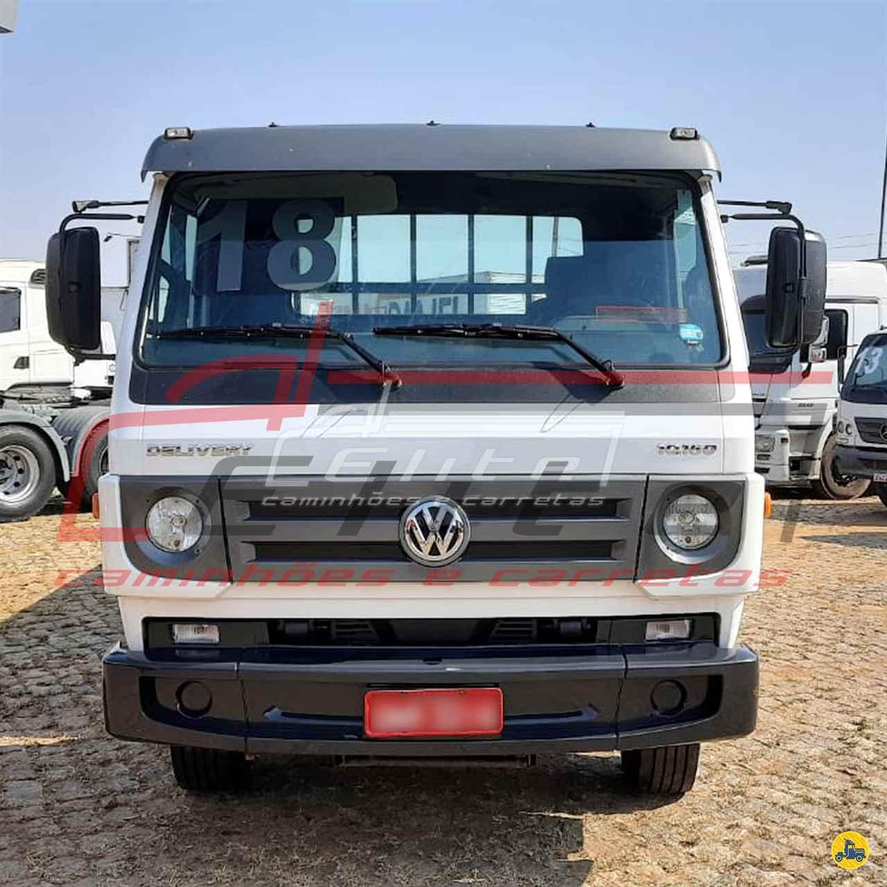 CAMINHAO VOLKSWAGEN VW 10160 Carga Seca Toco 4x2 Elite Caminhões ESTIVA MINAS GERAIS MG