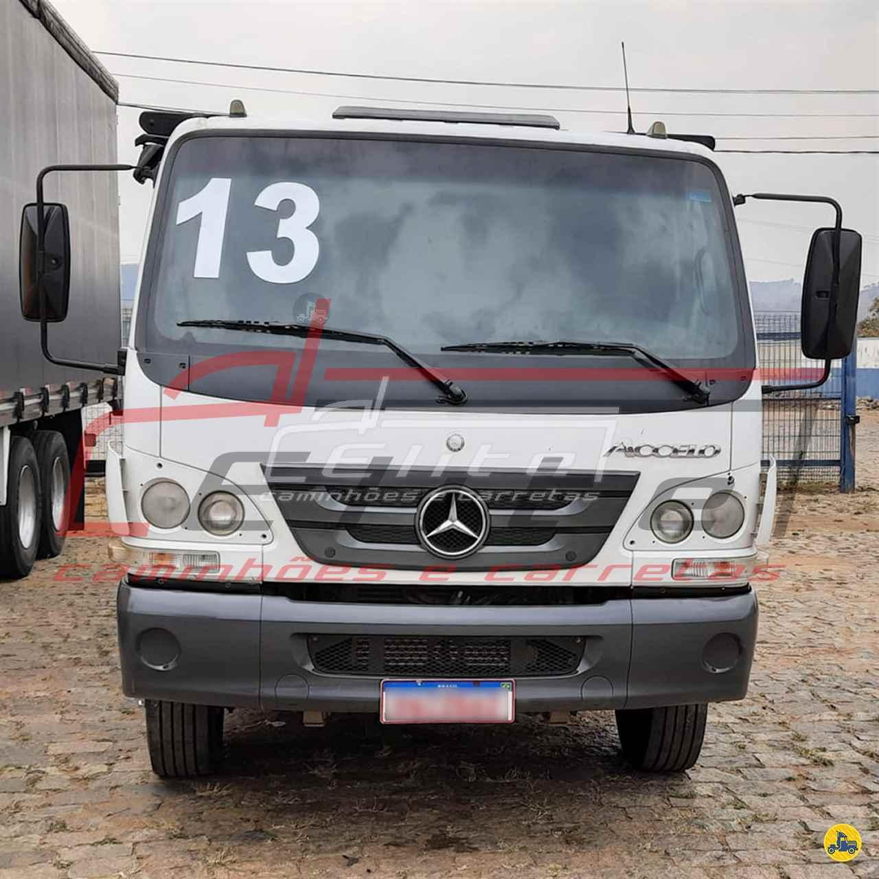 CAMINHAO MERCEDES-BENZ MB 1016 Carga Seca Toco 4x2 Elite Caminhões ESTIVA MINAS GERAIS MG