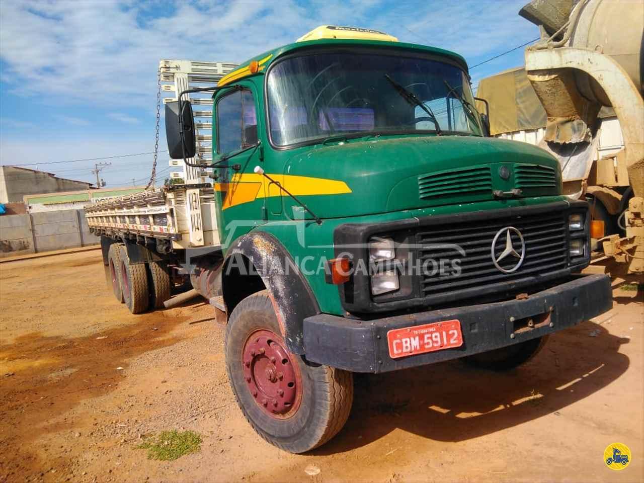 MB 1513 de Aliança Caminhões - LUIS EDUARDO MAGALHAES/BA