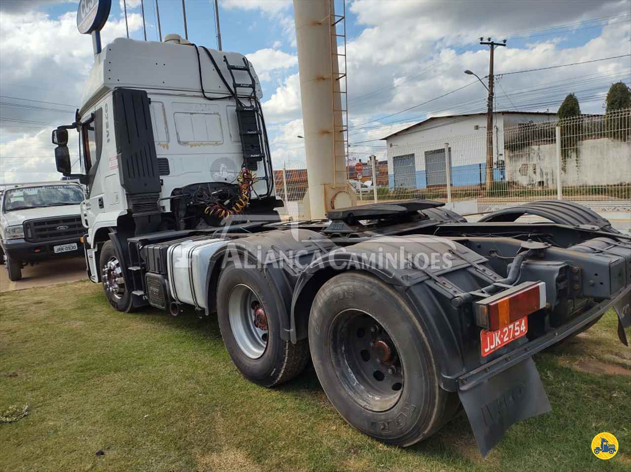 IVECO STRALIS 460  2011/2011 Aliança Caminhões