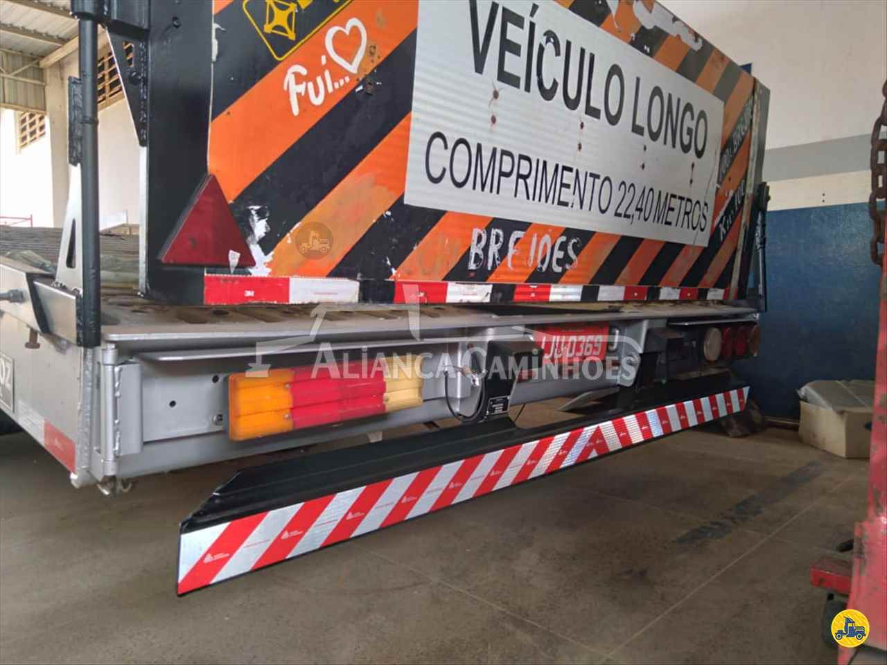 SEMI-REBOQUE PRANCHA  2012/2012 Aliança Caminhões