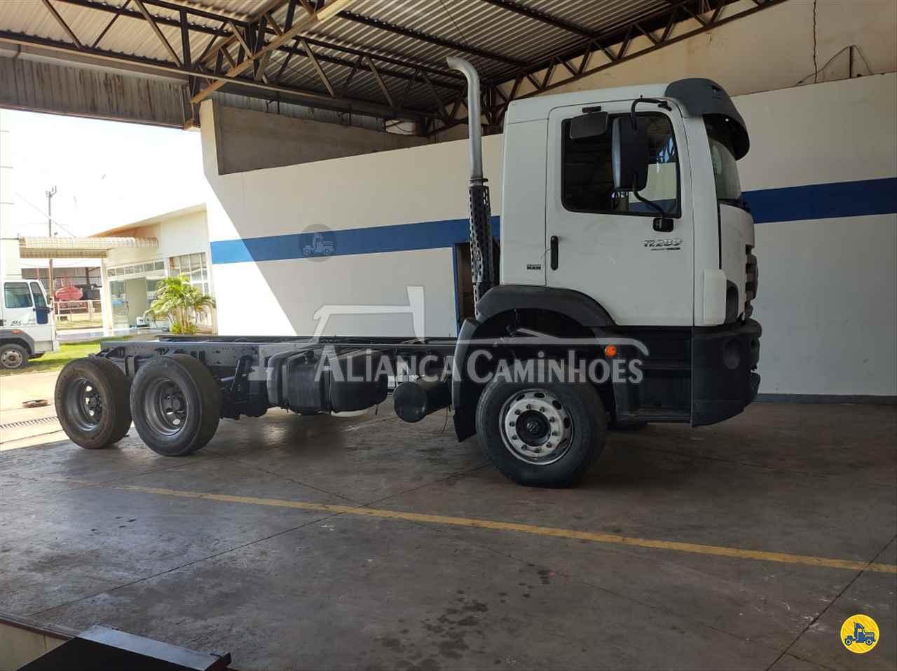 CAMINHAO VOLKSWAGEN VW 17280 Chassis Truck 6x2 Aliança Caminhões LUIS EDUARDO MAGALHAES BAHIA BA