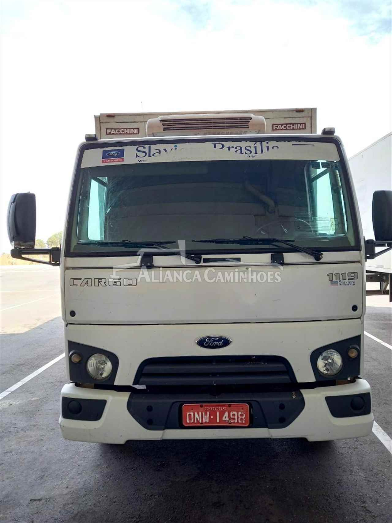 CARGO 1119 de Aliança Caminhões - LUIS EDUARDO MAGALHAES/BA