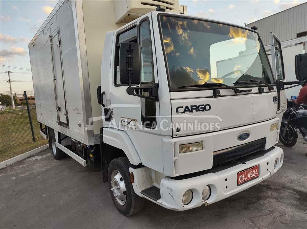 CARGO 816 de Aliança Caminhões - LUIS EDUARDO MAGALHAES/BA
