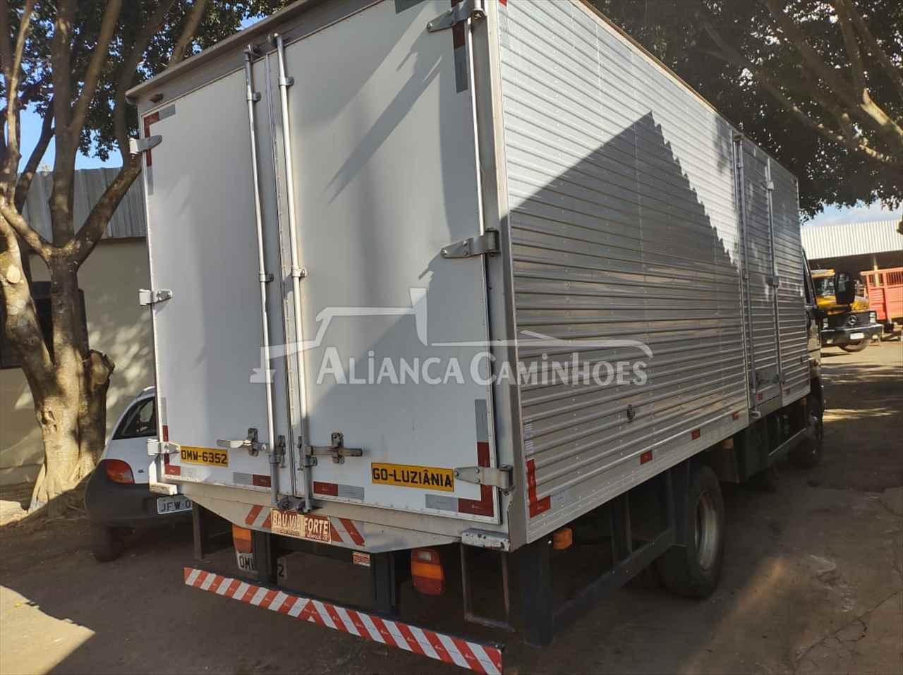 CARROCERIA SOBRE CHASSI  CAMINHAO 3/4 BAU FURGAO Aliança Caminhões LUIS EDUARDO MAGALHAES BAHIA BA