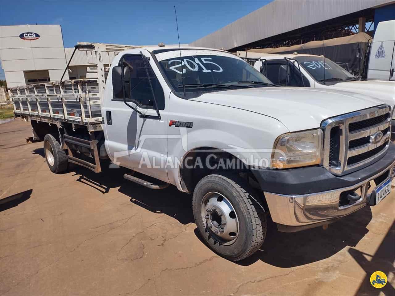 F4000 de Aliança Caminhões - LUIS EDUARDO MAGALHAES/BA