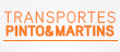Transportes Pinto & Martins logo