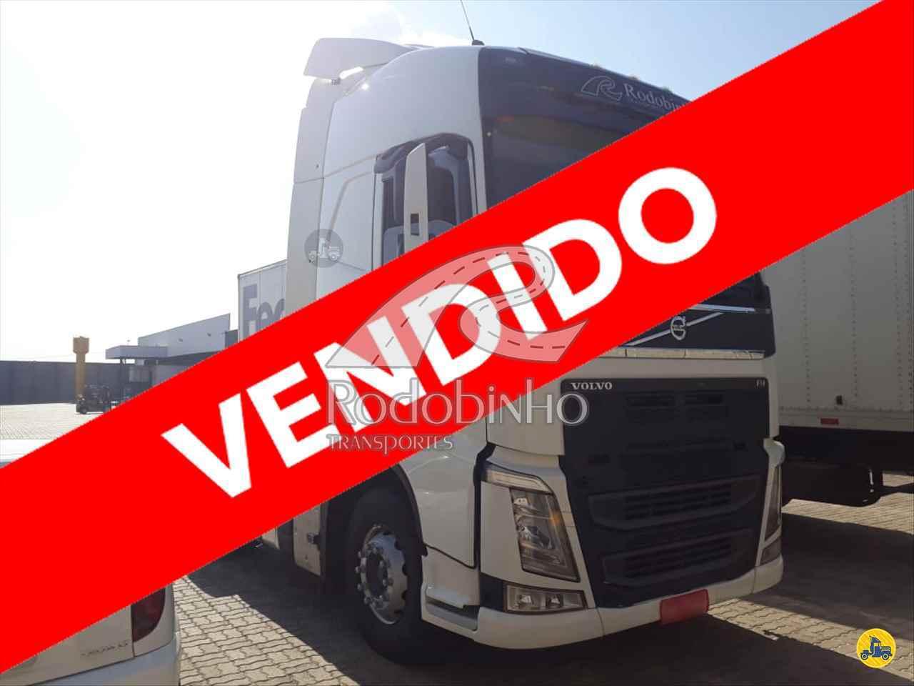 VOLVO VOLVO FH 460 800000km 2016/2016 Rodobinho Transportes