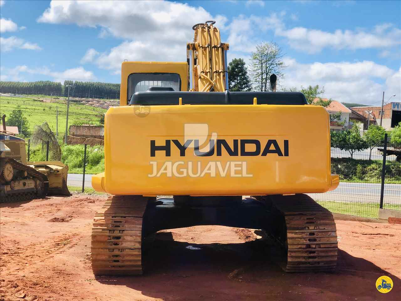 HYUNDAI R250  2008/2008 Jaguavel Caminhões