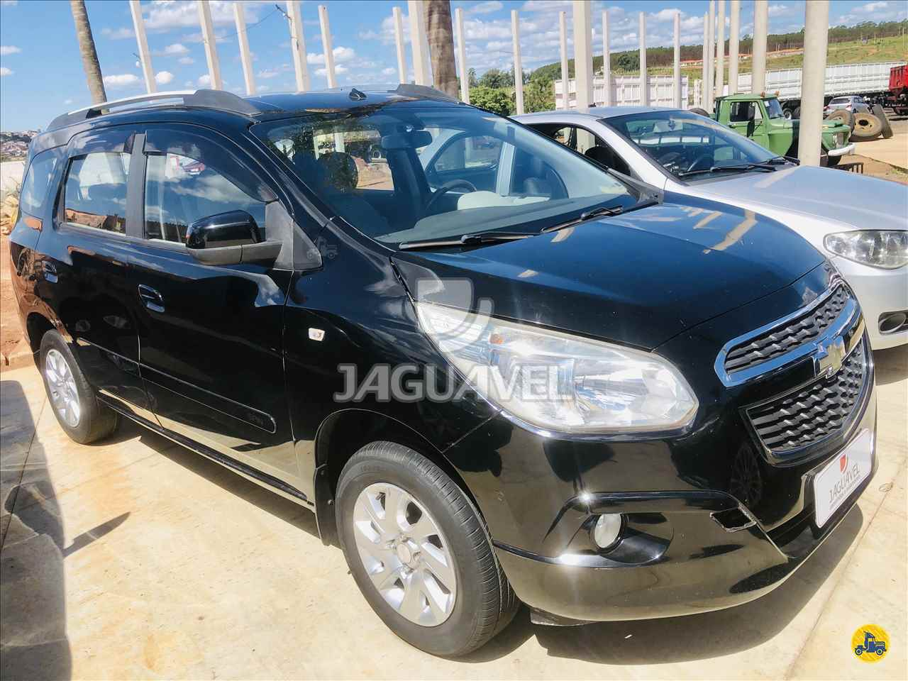 CARRO GM - Chevrolet Spin 1.8 LTZ Jaguavel Caminhões JAGUARIAIVA PARANÁ PR