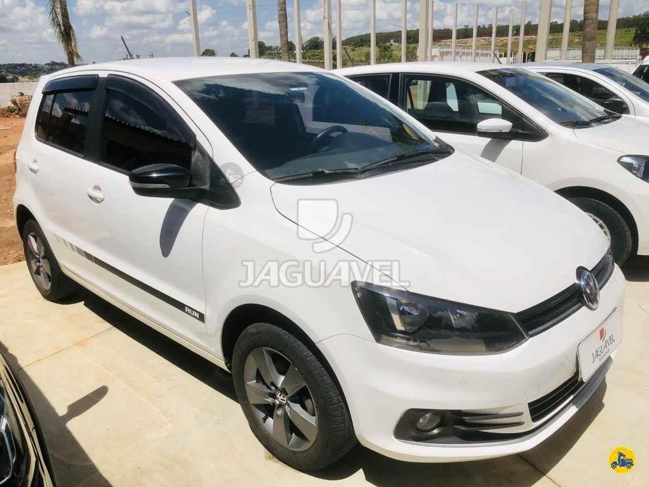 CARRO VW - Volkswagen Fox 1.6 MSI Run Jaguavel Caminhões JAGUARIAIVA PARANÁ PR