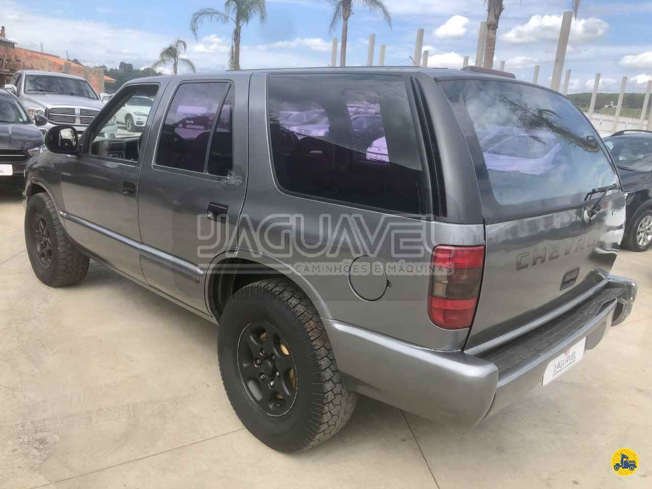 GM - Chevrolet Blazer 2.2 DLX  1997/1997 Jaguavel Caminhões