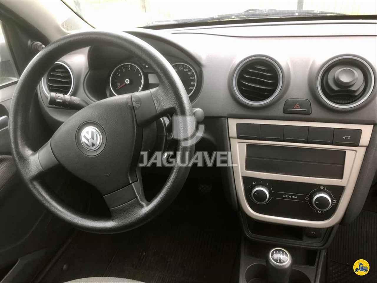 VW - Volkswagen Voyage 1.0 City  2011/2011 Jaguavel Caminhões