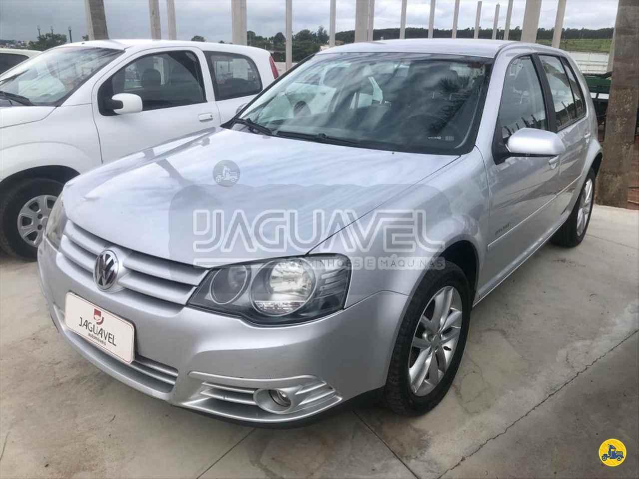 CARRO VW - Volkswagen Golf 1.6 Sportline Jaguavel Caminhões JAGUARIAIVA PARANÁ PR