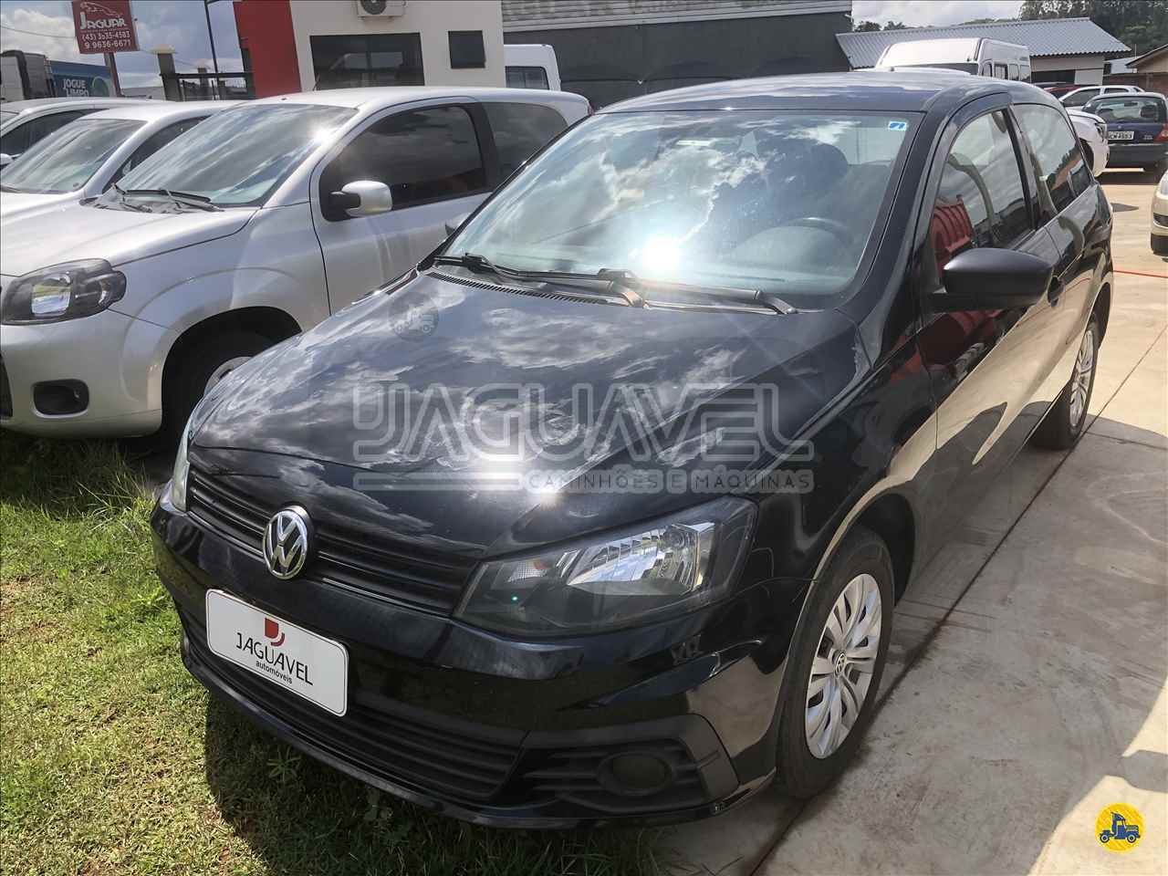 CARRO VW - Volkswagen Gol 1.0 Trendline Jaguavel Caminhões JAGUARIAIVA PARANÁ PR
