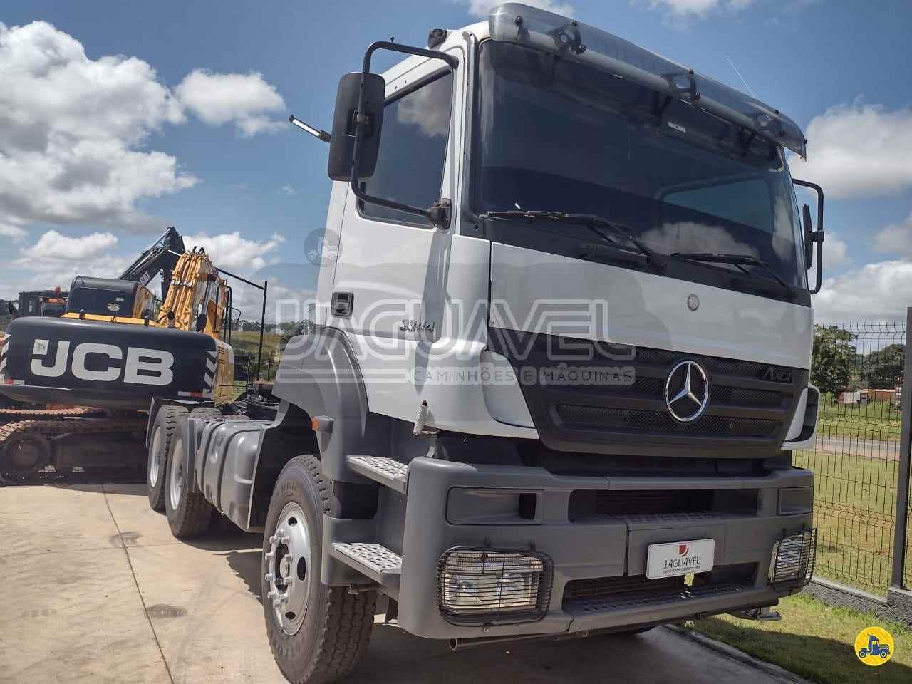 CAMINHAO MERCEDES-BENZ MB 3344 Cavalo Mecânico 3/4 6x2 Jaguavel Caminhões JAGUARIAIVA PARANÁ PR
