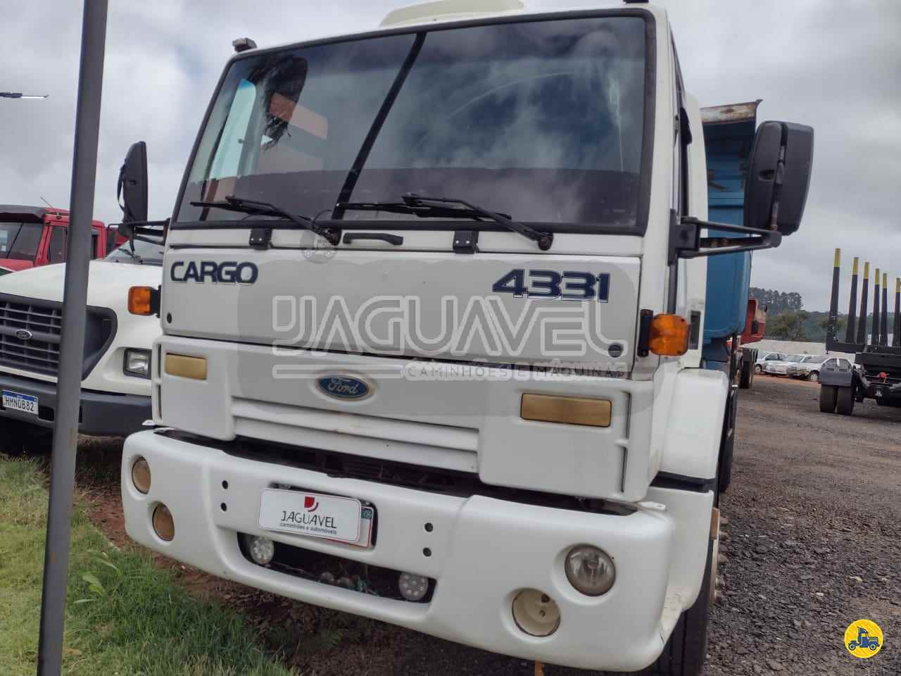 CARGO 4331 de Jaguavel Caminhões - JAGUARIAIVA/PR