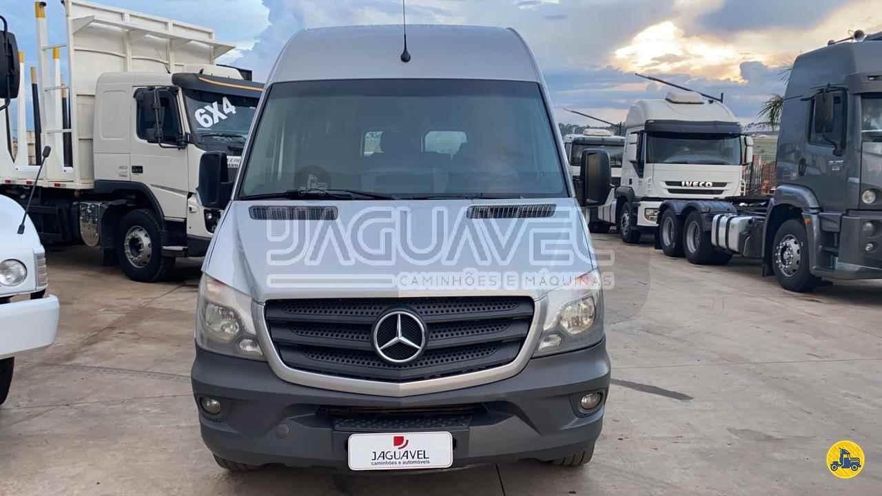 VANS MERCEDES-BENZ Sprinter VAN 415 Jaguavel Caminhões JAGUARIAIVA PARANÁ PR