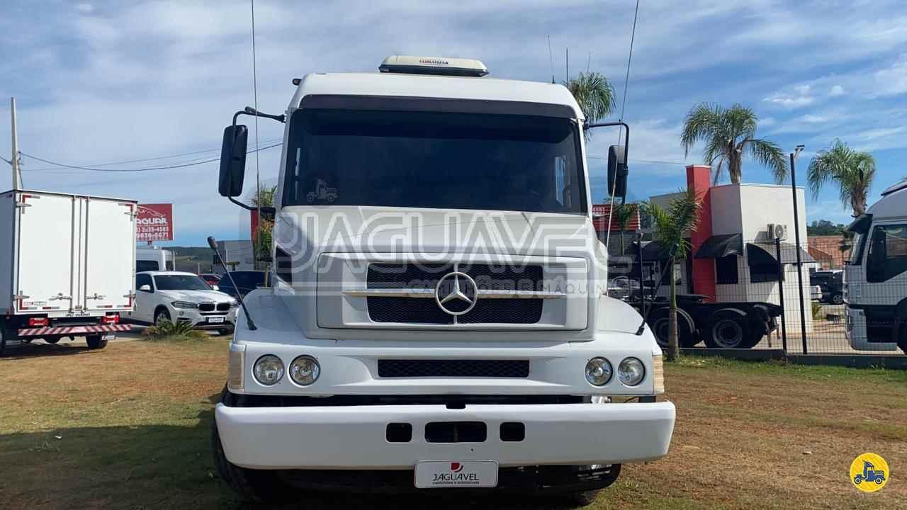 CAMINHAO MERCEDES-BENZ MB 2638 Cavalo Mecânico Traçado 6x4 Jaguavel Caminhões JAGUARIAIVA PARANÁ PR
