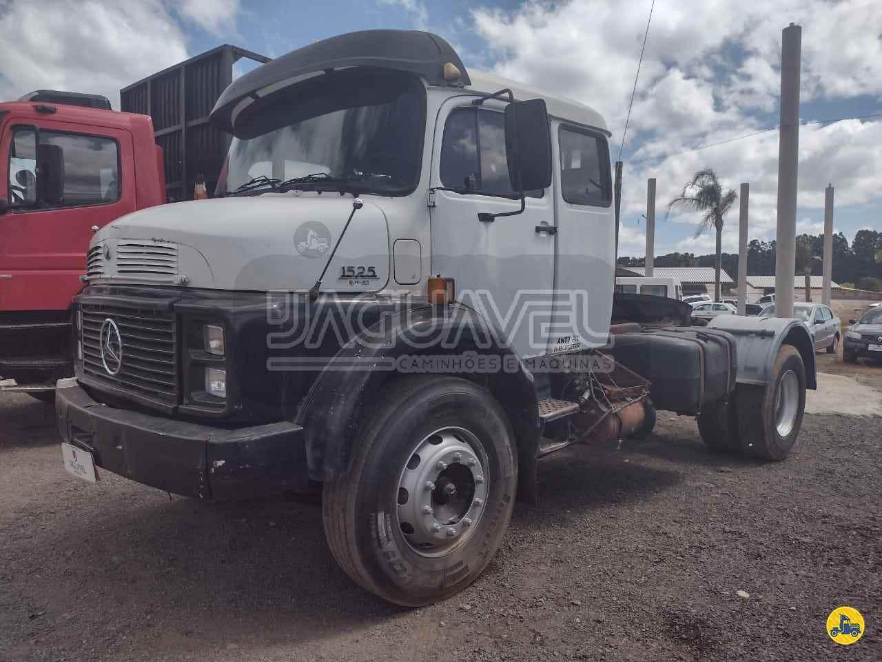 CAMINHAO MERCEDES-BENZ MB 1525 Cavalo Mecânico Truck 6x2 Jaguavel Caminhões JAGUARIAIVA PARANÁ PR