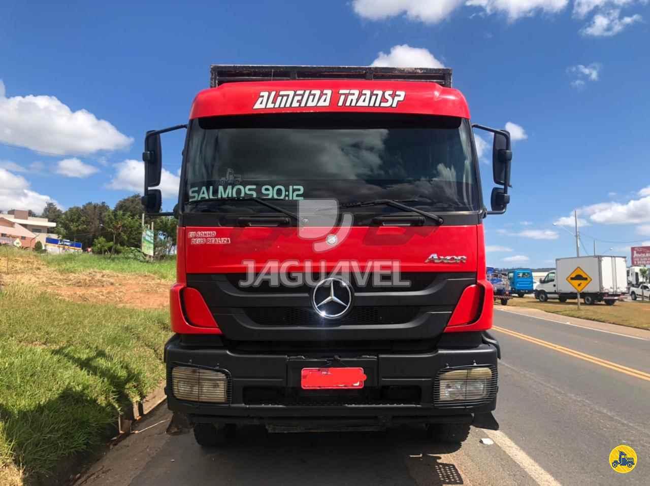 CAMINHAO MERCEDES-BENZ MB 3131 Plataforma Traçado 6x4 Jaguavel Caminhões JAGUARIAIVA PARANÁ PR