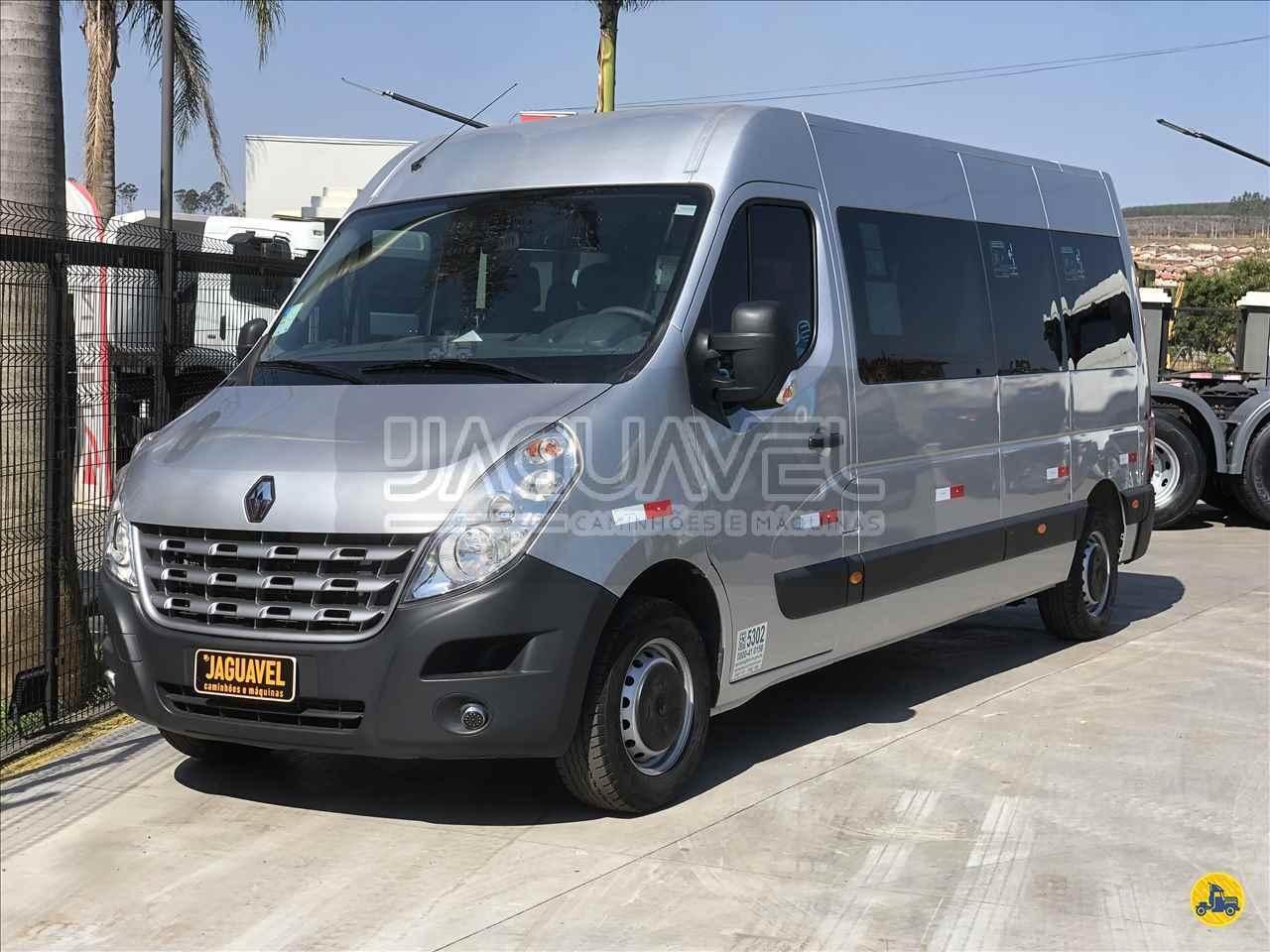 VANS RENAULT Master Minibus 2.3 Jaguavel Caminhões JAGUARIAIVA PARANÁ PR