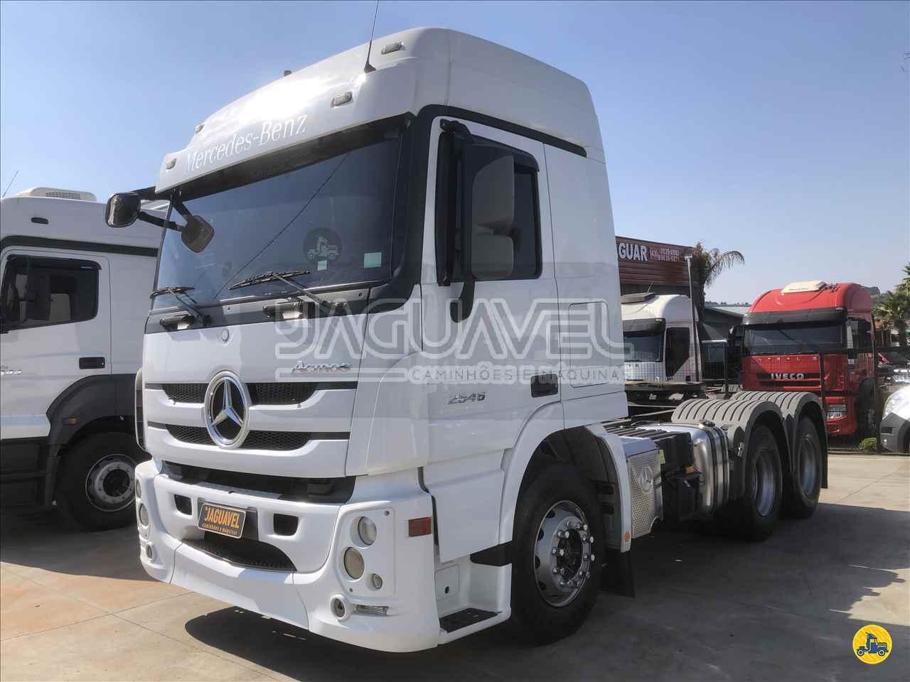 MB 2546 de Jaguavel Caminhões - JAGUARIAIVA/PR