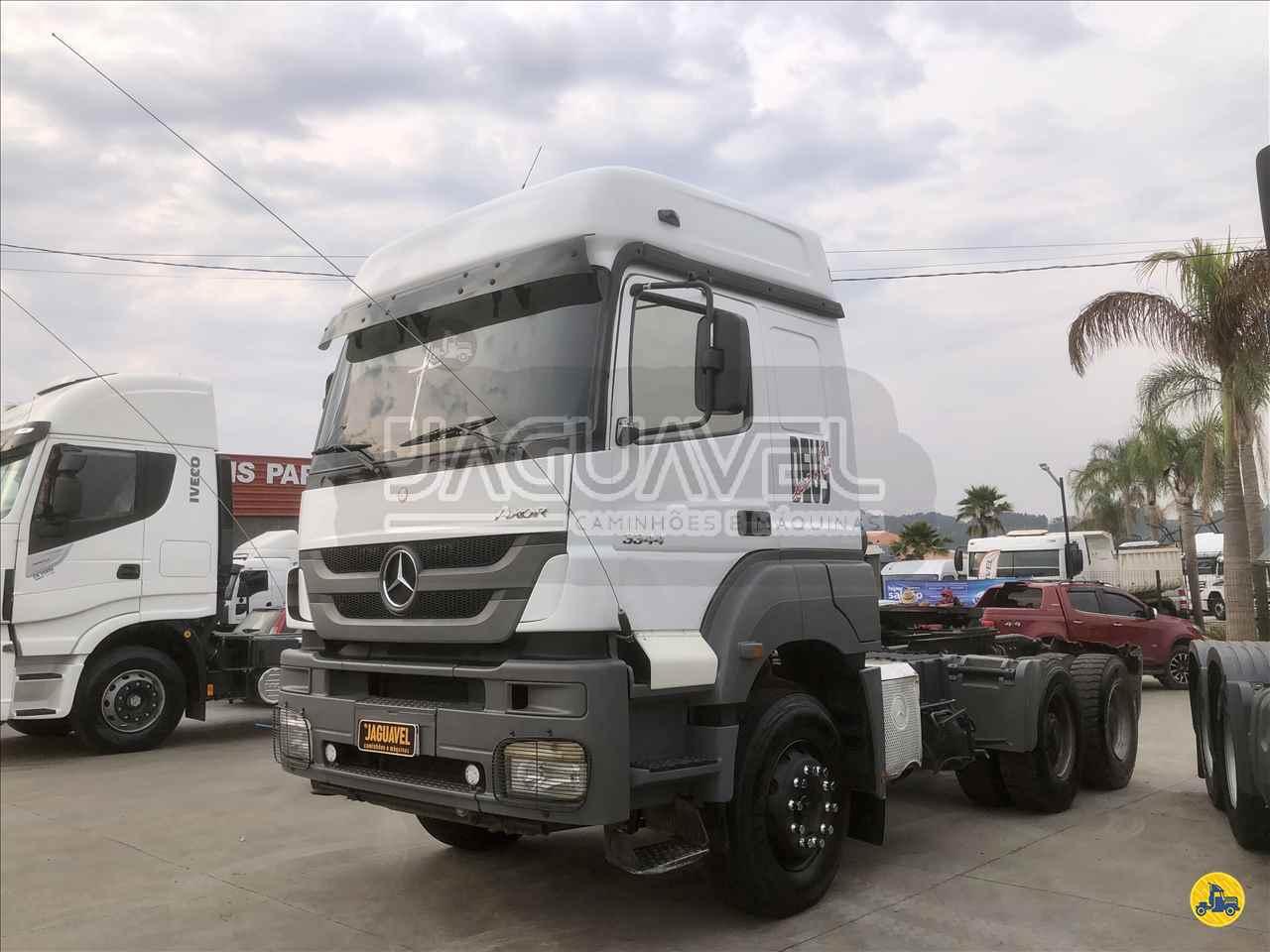 MB 3344 de Jaguavel Caminhões - JAGUARIAIVA/PR