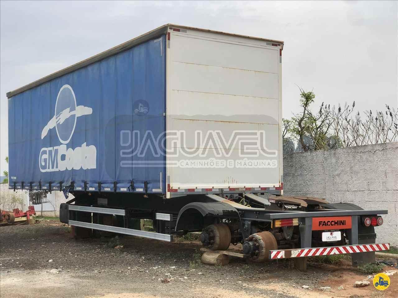 CARRETA SEMI-REBOQUE BAU FURGÃO Jaguavel Caminhões JAGUARIAIVA PARANÁ PR