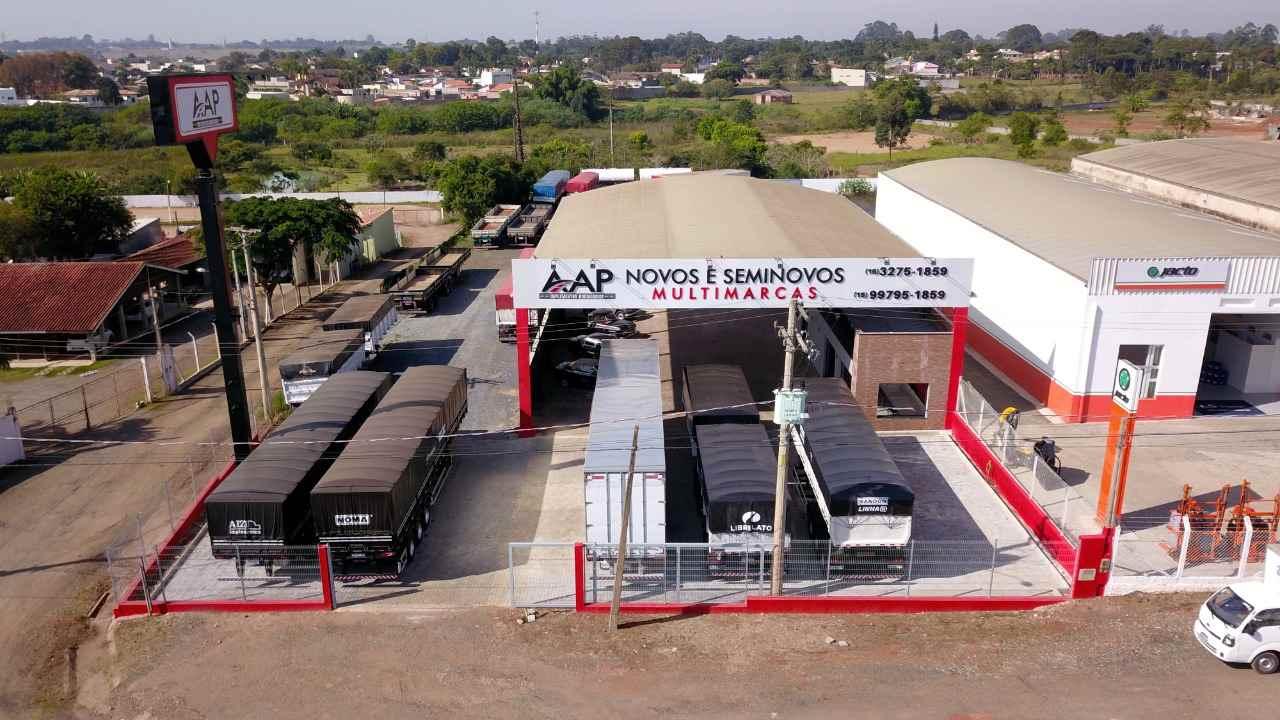 Foto da Loja da AAP Implementos Rodoviários