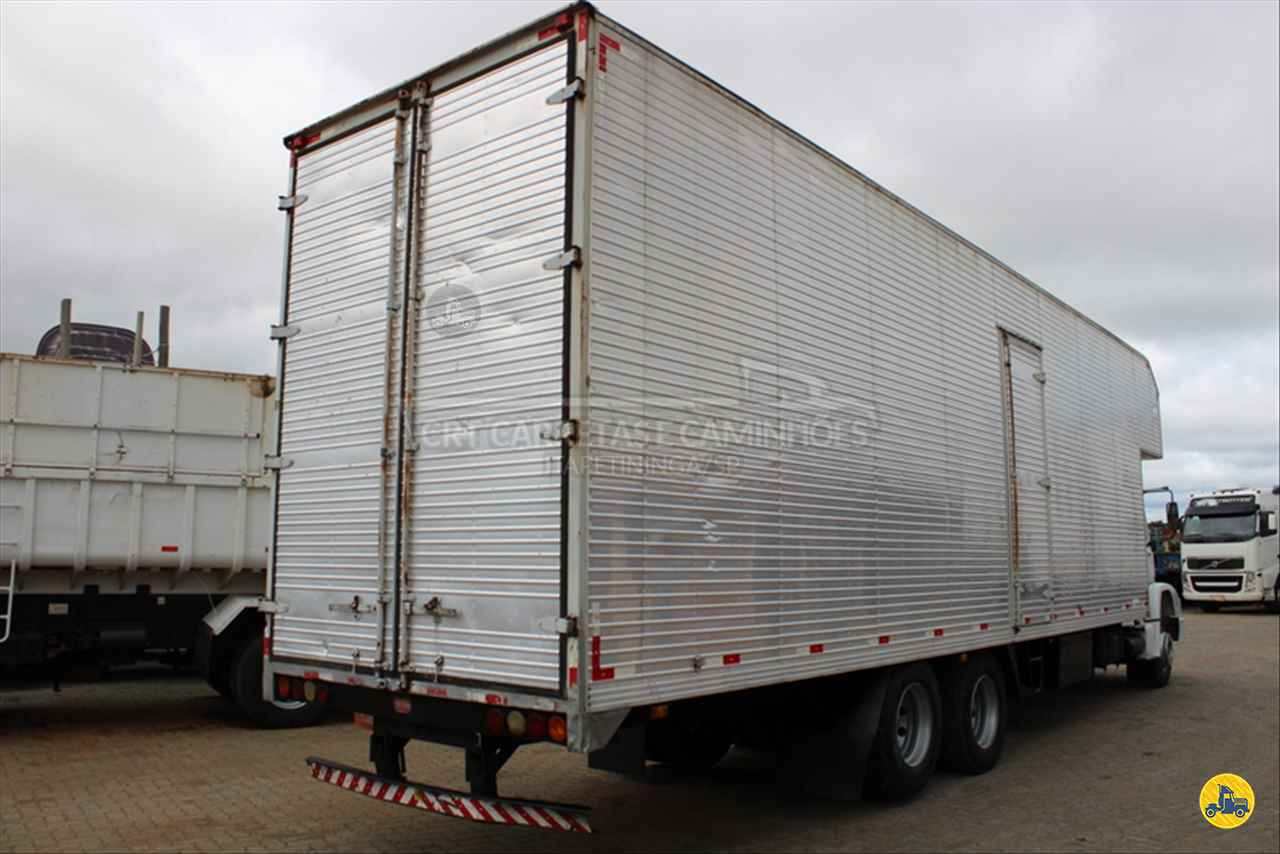 MERCEDES-BENZ MB 1620 179208km 2002/2002 CRT Carretas
