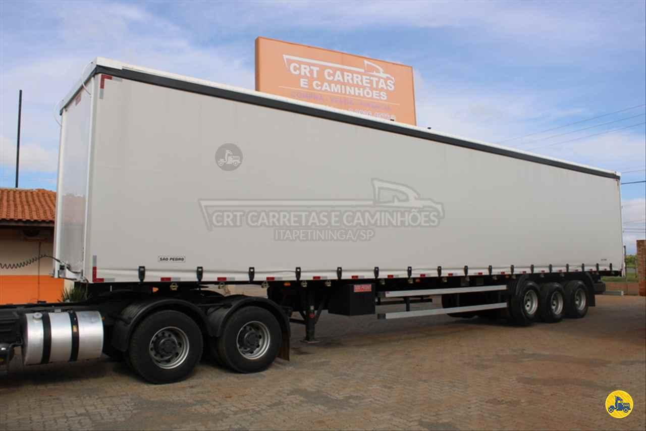 SEMI-REBOQUE BAU SIDER  2020/2021 CRT Carretas