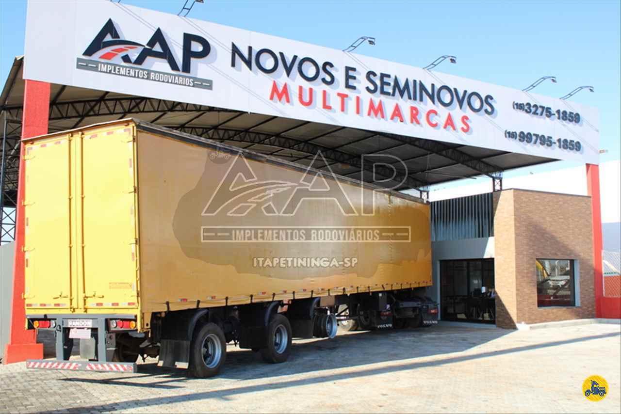 CARRETA SEMI-REBOQUE BAU SIDER Reta AAP Implementos Rodoviários ITAPETININGA SÃO PAULO SP