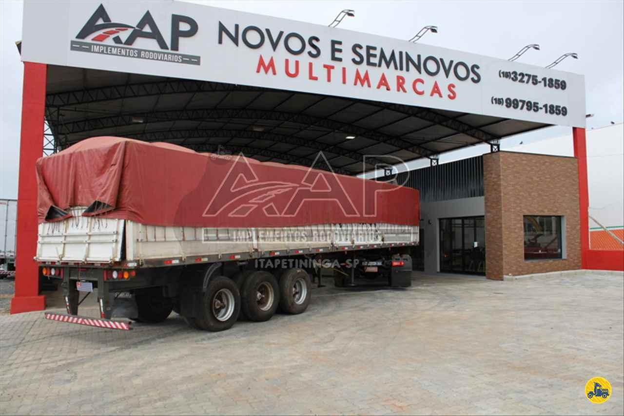 CARRETA SEMI-REBOQUE GRANELEIRO AAP Implementos Rodoviários ITAPETININGA SÃO PAULO SP