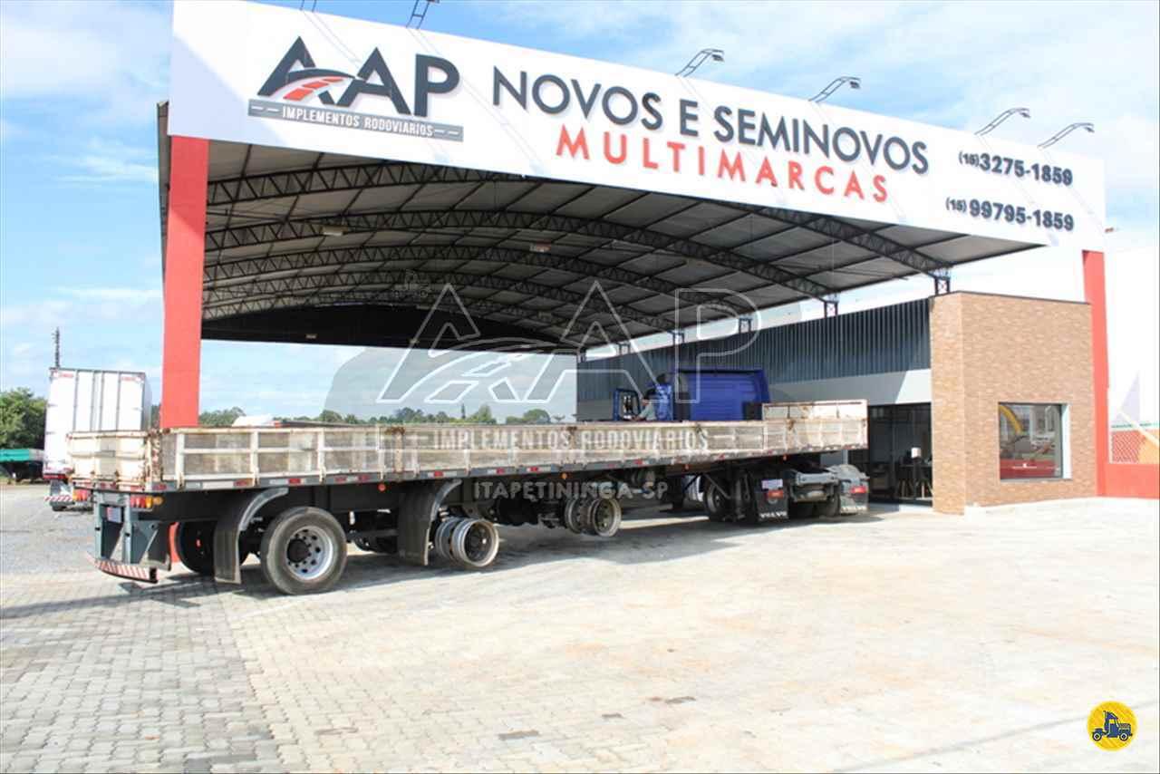 CARRETA SEMI-REBOQUE CARGA SECA AAP Implementos Rodoviários ITAPETININGA SÃO PAULO SP