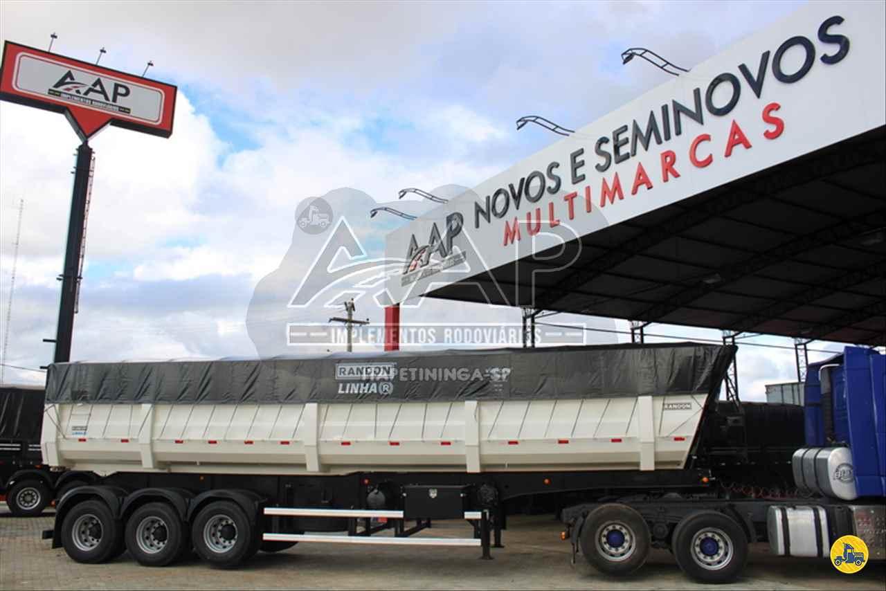 CARRETA SEMI-REBOQUE BASCULANTE AAP Implementos Rodoviários ITAPETININGA SÃO PAULO SP