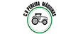C.V Pereira Máquinas logo