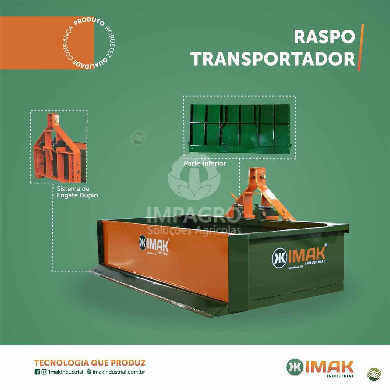 IMPLEMENTOS AGRICOLAS PLATAFORMA PARA TRATOR BASCULANTE RASPADEIRA Impagro Soluções Agrícolas AJURICABA RIO GRANDE DO SUL RS