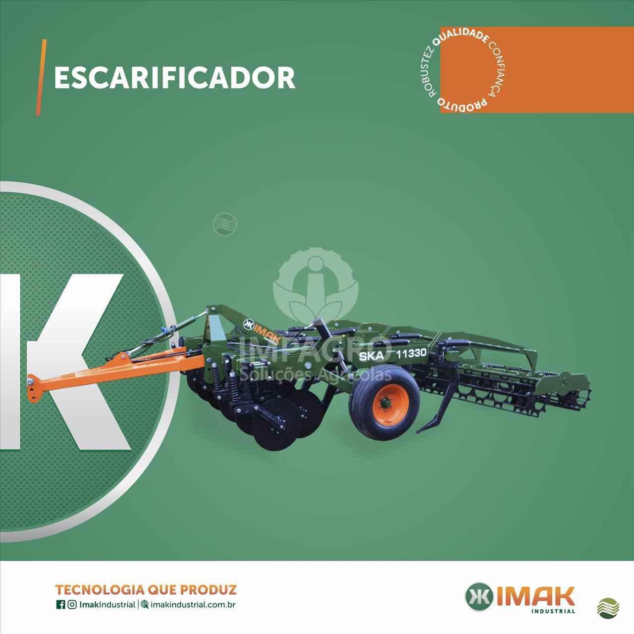 IMPLEMENTOS AGRICOLAS ESCARIFICADOR 9 HASTES DISCO CORTE  Impagro Soluções Agrícolas AJURICABA RIO GRANDE DO SUL RS