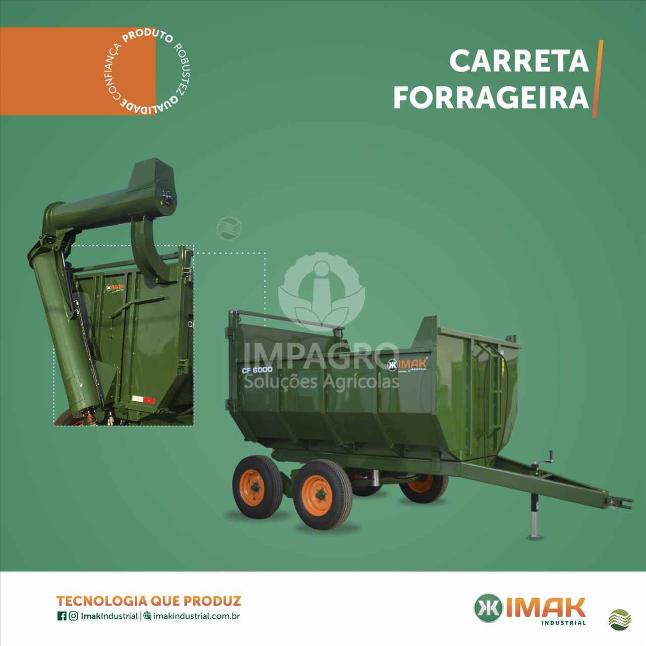 IMPLEMENTOS AGRICOLAS CARRETA AGRÍCOLA CARRETA BASCULANTE Impagro Soluções Agrícolas AJURICABA RIO GRANDE DO SUL RS