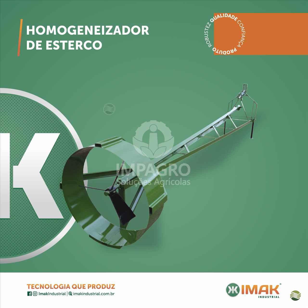 IMPLEMENTOS AGRICOLAS HOMOGENEIZADOR HOMOGENEIZADOR MISTURADOR Impagro Soluções Agrícolas AJURICABA RIO GRANDE DO SUL RS