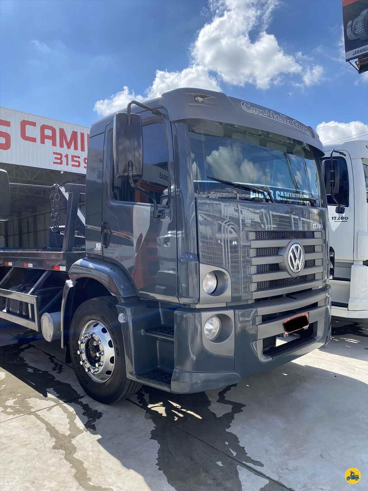 CAMINHAO VOLKSWAGEN VW 17280 Poliguindaste Toco 4x2 Amazonas Caminhões BELO HORIZONTE MINAS GERAIS MG