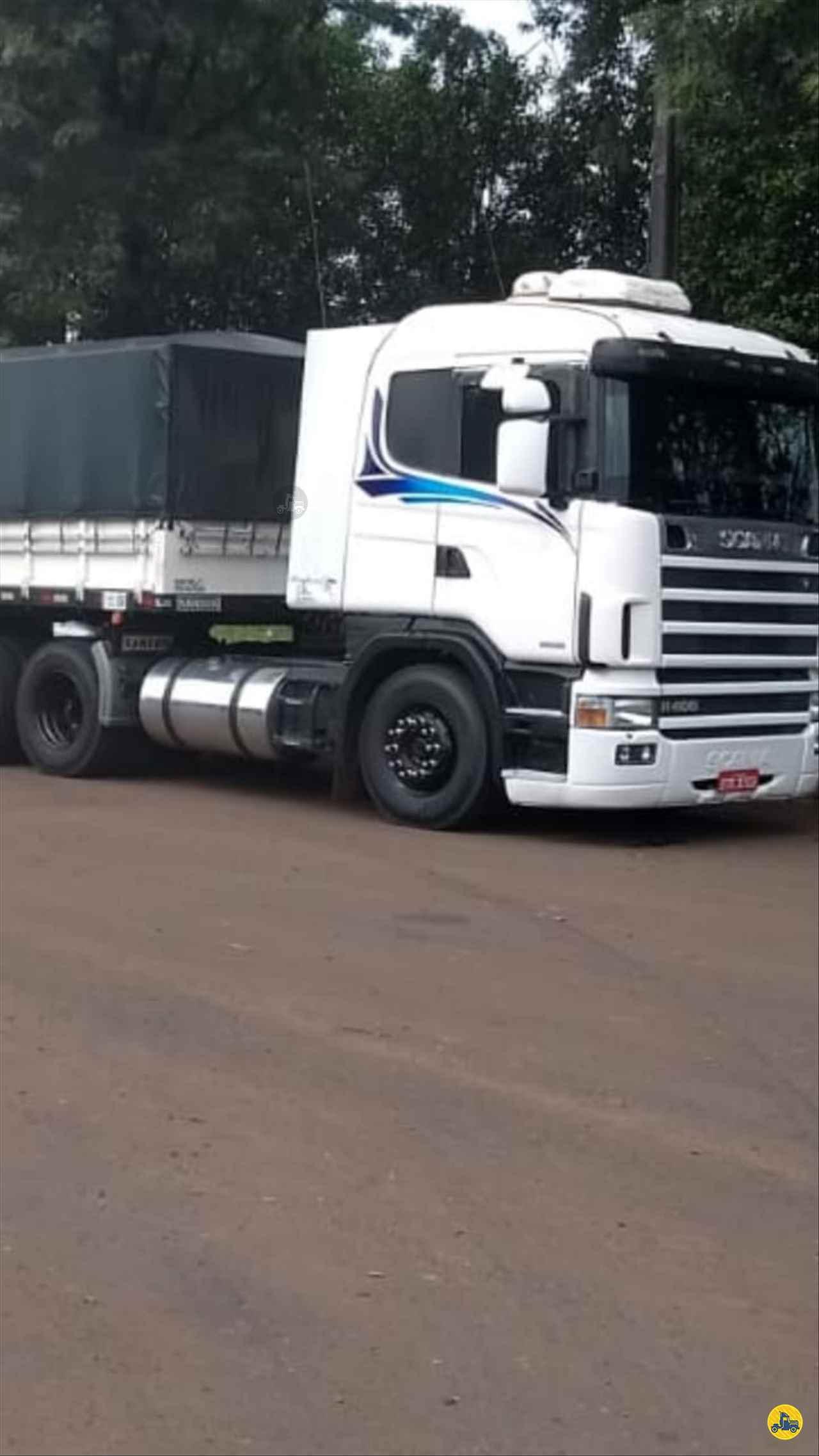 CAMINHAO SCANIA SCANIA 400 Cavalo Mecânico Truck 6x2 Usados Rio Verde Caminhões e Carretas RIO VERDE GOIAS GO