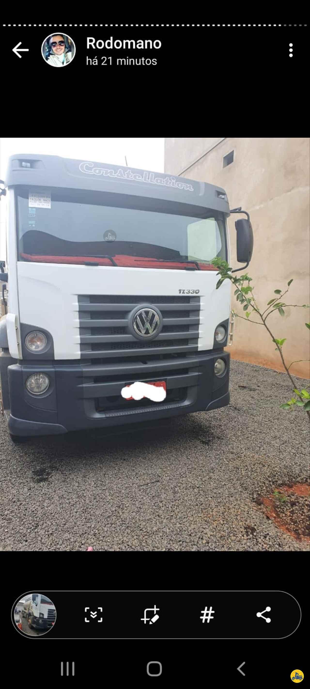 VW 17330 de Usados Rio Verde Caminhões e Carretas - RIO VERDE/GO